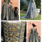 Robe à la Francaise