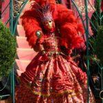 Venezianisches Kostüm von Ursula Hesse
