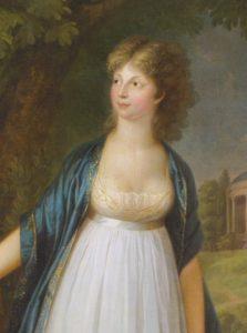 Wilhelm Böttner, Königin Luise von Preußen (1799).
