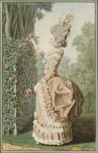 Louis Carrogis, Madame la Comtesse de Vauban (1776).