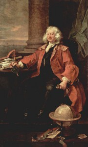 William Hogarth, Captain Thomas Coram