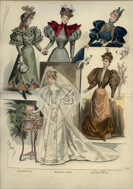 Revue de la Mode 1893