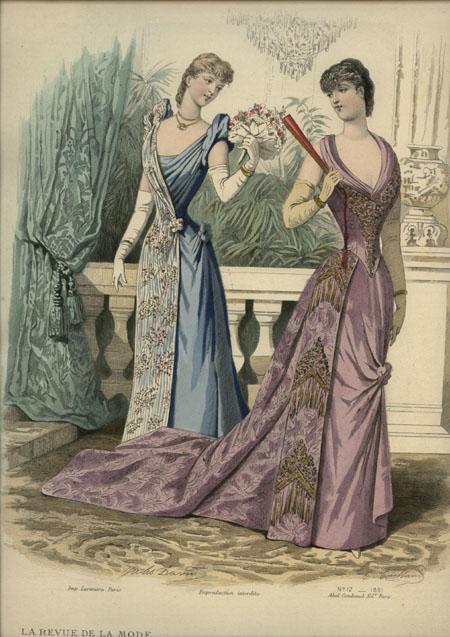 Revue de la Mode 1891