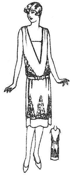 Tanzkleid mit Spitzeneinsätzen (NP203) – Nehelenia Patterns