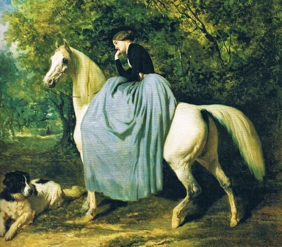 Riding Habit 1860s