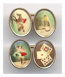 the original cuff links