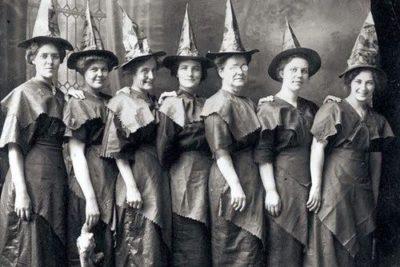 Historical Halloween – costume ideas!