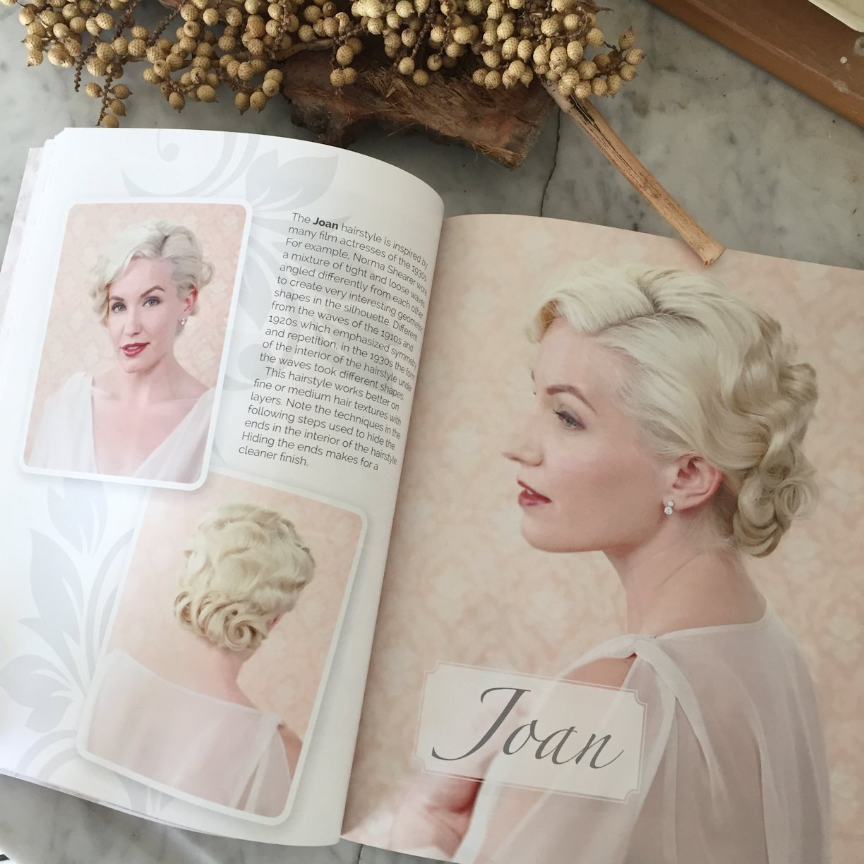 Book: Wedding Hairstyles by Lauren Rennells – Nehelenia Patterns